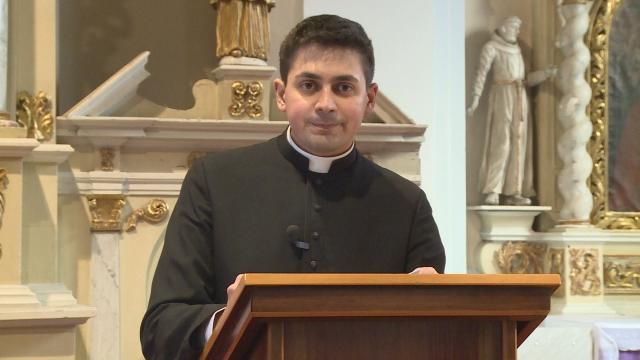 Vianočný príhovor katolíckeho kaplána