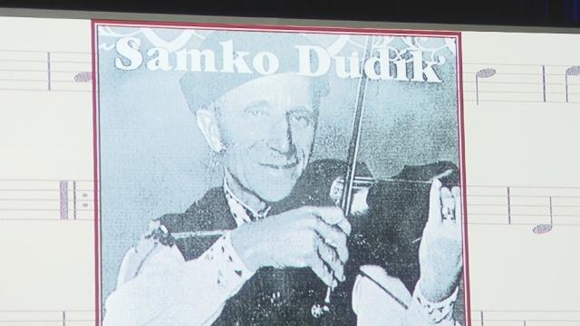 Galaprogram k 50. výročiu úmrtia Samka Dudíka