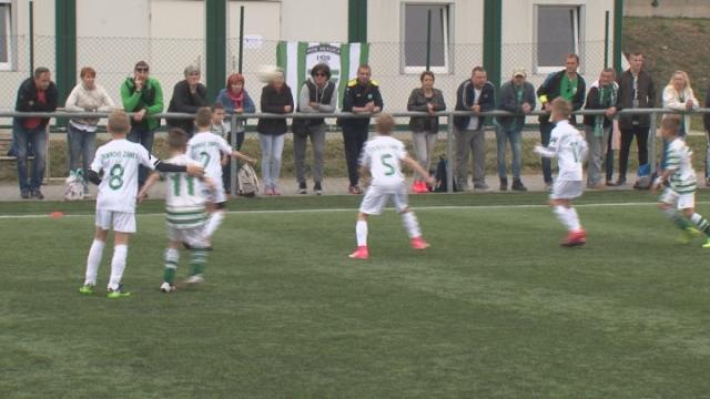 Futbalová príprava mládeže