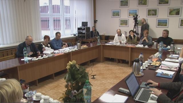 Záznam zasadnutia Mestského zastupiteľstva v Brezovej pod Bradlom