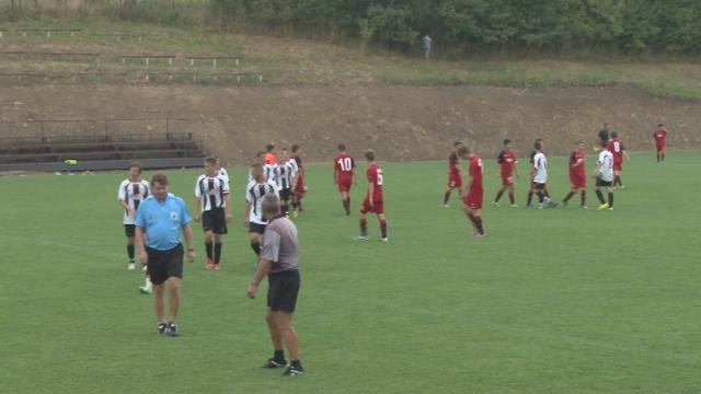 Futbal letná príprava myjavského dorastu