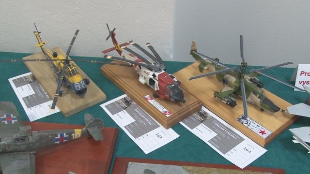 Výstava modelov