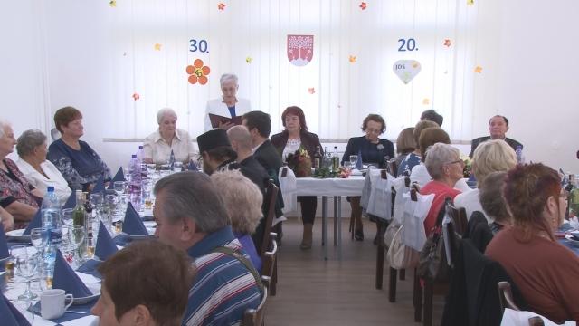 30. výročie založenia Klubu dôchodcov