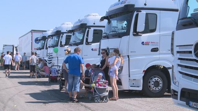 Deň otvorených kamiónov