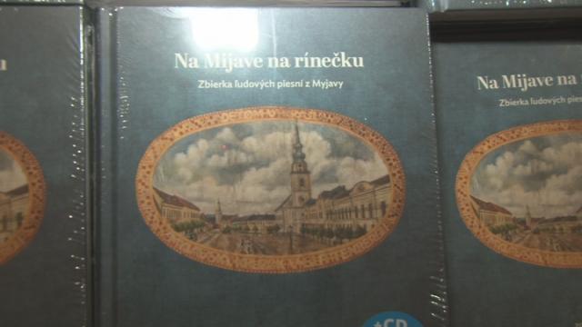 krst zbierky a CD