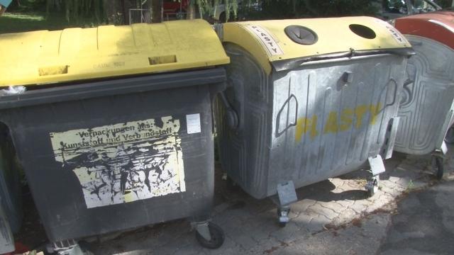 Nový systém triedenia odpadu sa veľmi neujal