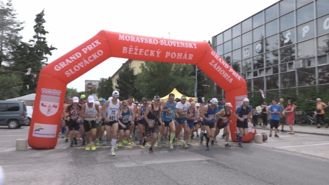 Jubilejný Záhorácky maratón vyhral Lukáš Soural