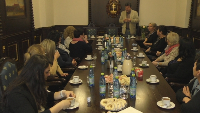 Návšteva z MŠ Uherského Hradišťa
