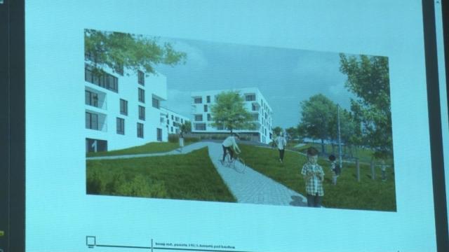 Prezentácia projektov nájomných bytov
