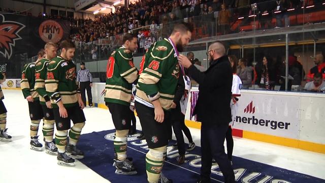 Hokej: Skaličania si z Michaloviec priniesli striebro