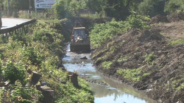 Projekt úpravy kapacity rieky Myjava v T. Lúke