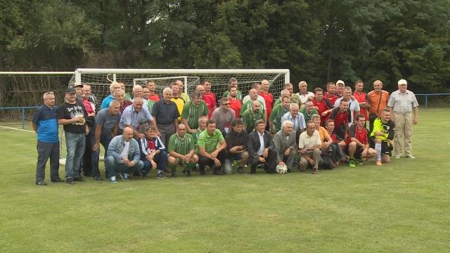 Kunovskí futbalisti oslavovali