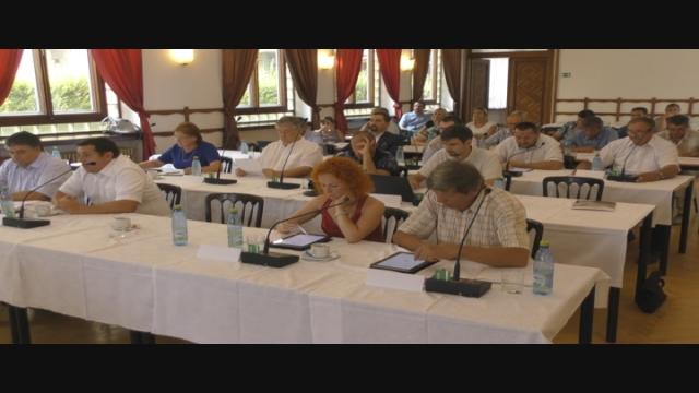 Rokovanie poslancov MsZ Skalica,16.8.2017