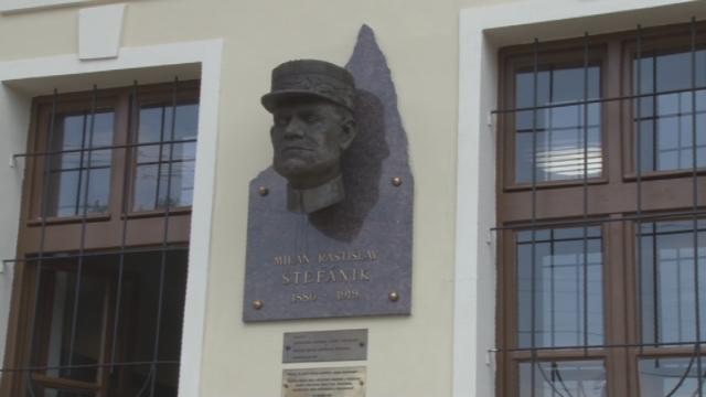 135. výročie M.R.Štefánika