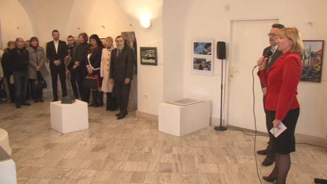 Výstava umelcov Záhoria - Slovácko