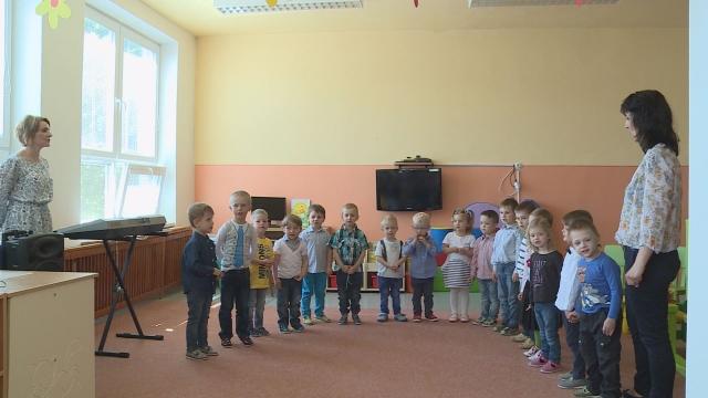 Čáčovská škôlka oslávila jubileum