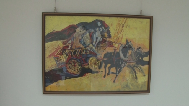 Výstava Jána Karlíka