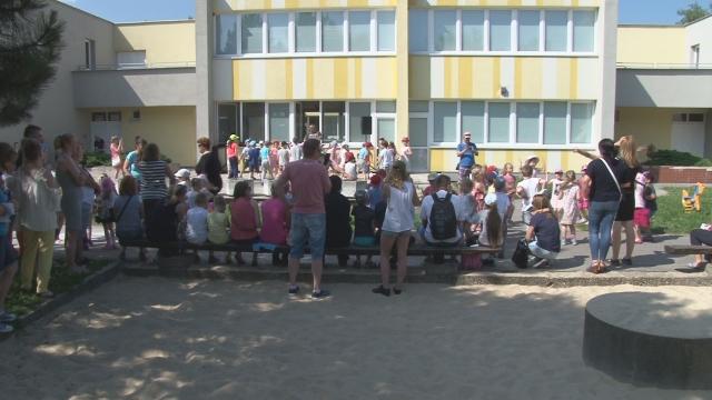Deň detí v materských školách