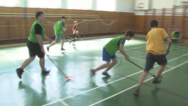 Florbalový turnaj žiakov