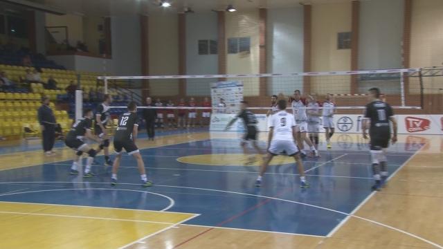 Volejbal Spartak Myjava VK Mirad PU Prešov