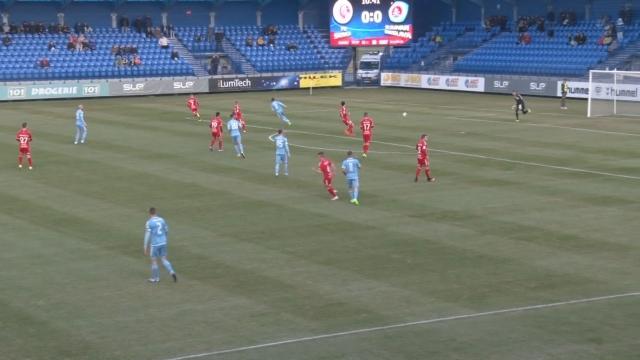 Futbal: Senica - Slovan