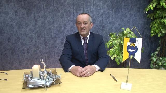 Novoročný príhovor primátora Myjavy Pavla Halabrína