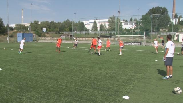 Futbal Myjava: Príprava družstva U 19
