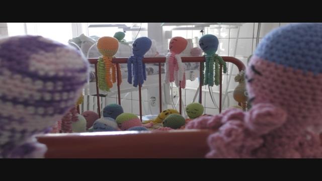 Chobotničky pre srdiečkové detičky
