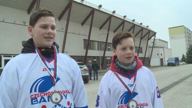 Bandy hokej v Krasnogorsku