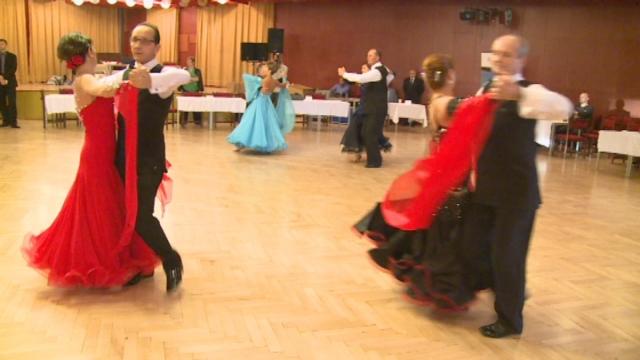 V Senici sa súťažilo v štandardných a latinskoamerických tancoch
