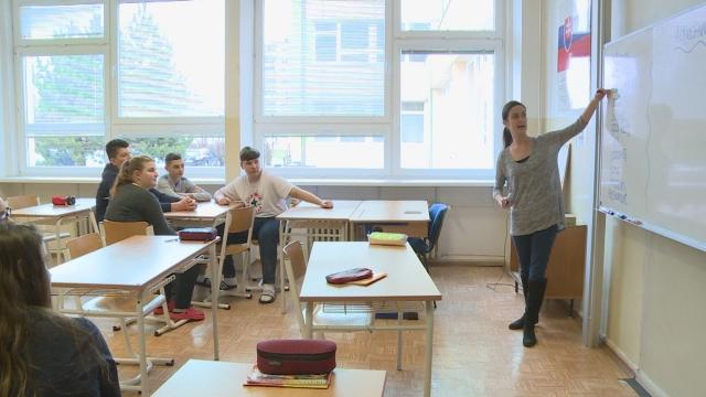 Jazykový projekt na III. ZŠ