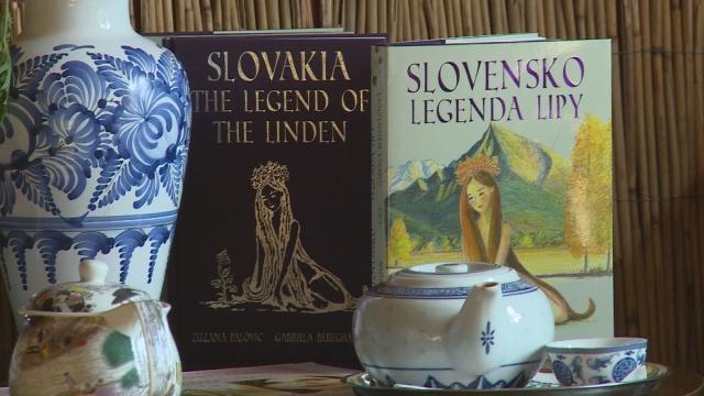 Slovensko legenda lipy
