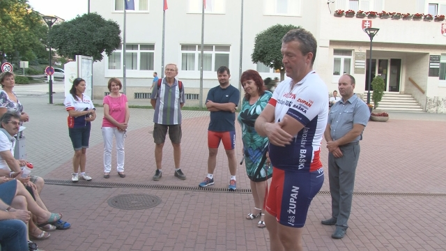 Návšteva Jaroslava Bašku na Brezovej