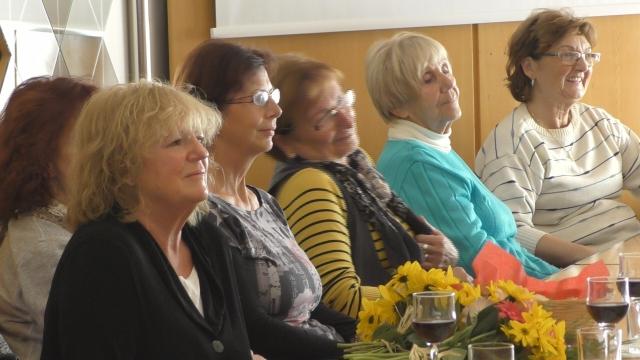 Prijatie seniorov z Uherského Hradišťa