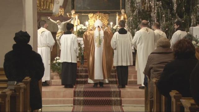 Katolícky biskup v Brezovej