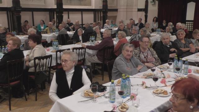 Jubilanti jednoty dôchodcov