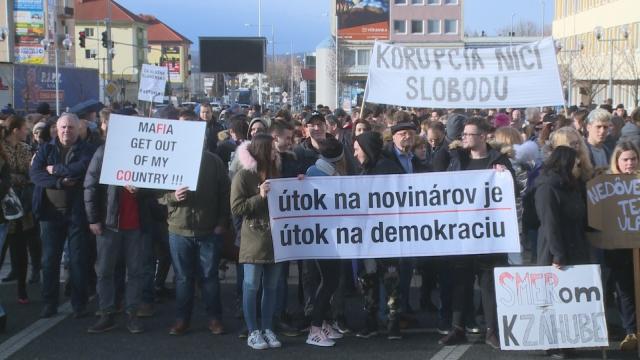 Senica za slušné Slovensko
