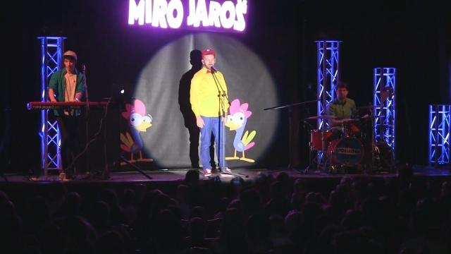 Ťuki Tour Mira Jaroša v dome kultúry Javorina
