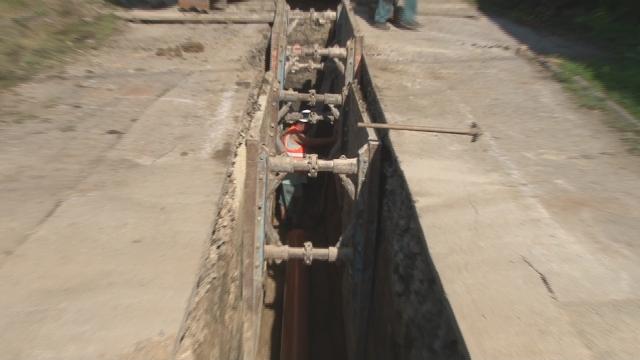 Projekt rozšírenia kanalizácie v Turej Lúke