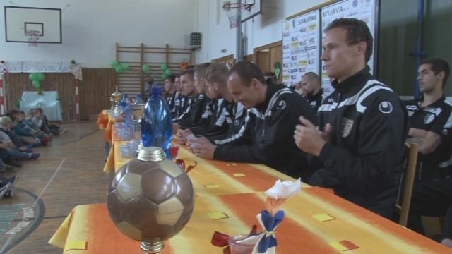Projekt žiť spoločne futbalom