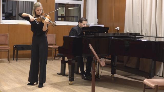 Koncert mladých umelcov v ZUŠ
