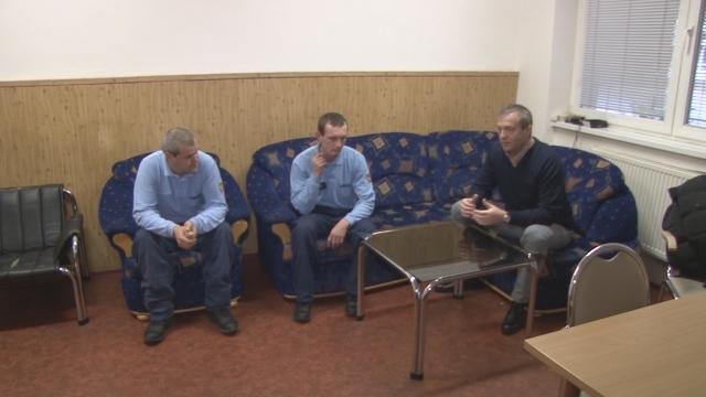 Predseda TSK navštívil navštívil hasičov a Správu ciest