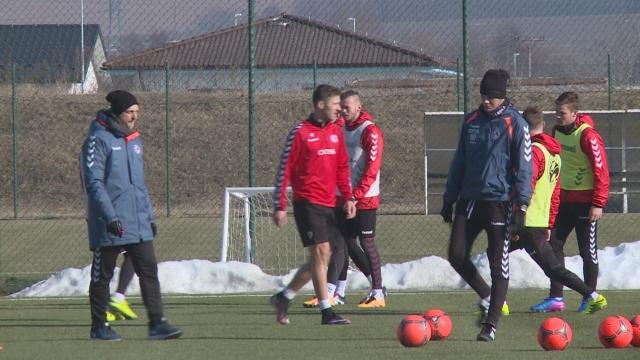 FK Senica pripravený na jarnú časť Fortuna ligy