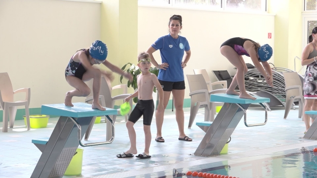 Deň detí na plavárni