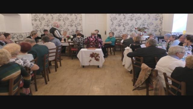 Jubilanti Klubu dôchodcov