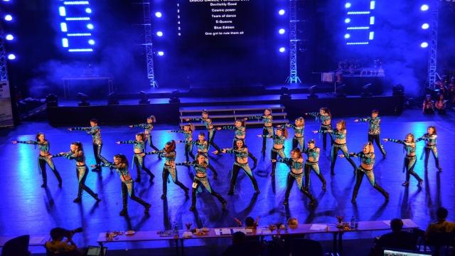 Tanečníci SONNY úspešní na súťažiach