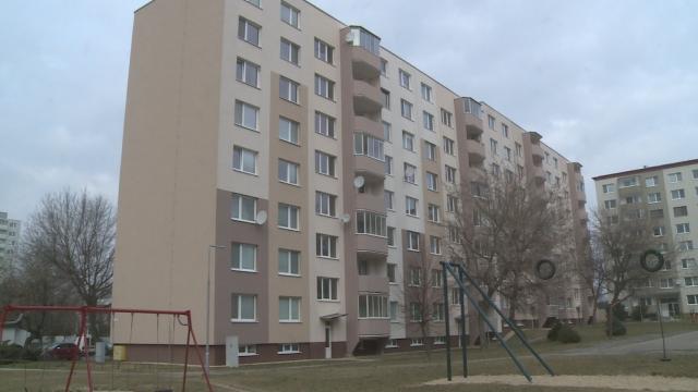 Revitalizácia vnútroblokov na Ulici Samuela Jurkoviča